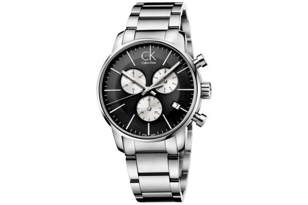 Mens Calvin Klein CITY Watch K2G2714X