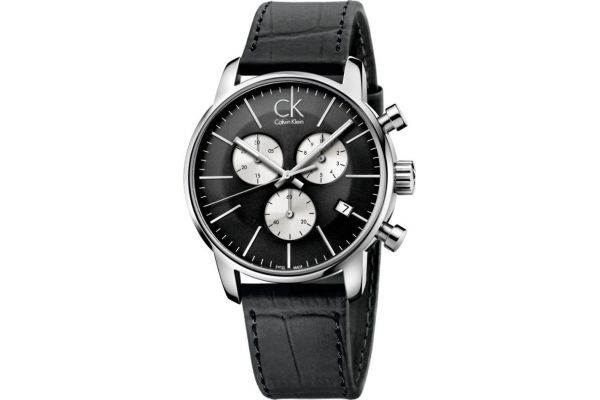 Mens Calvin Klein CITY Watch K2G271CX