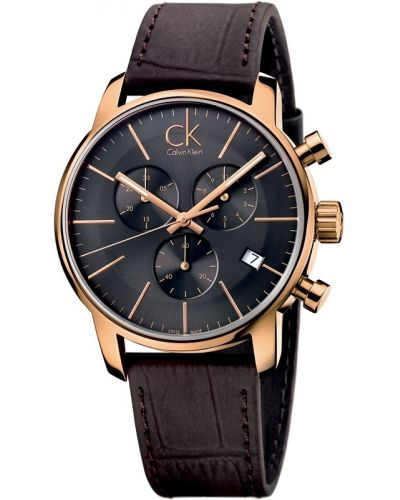 Mens Calvin Klein CITY Chronograph K2G276G3 Watch