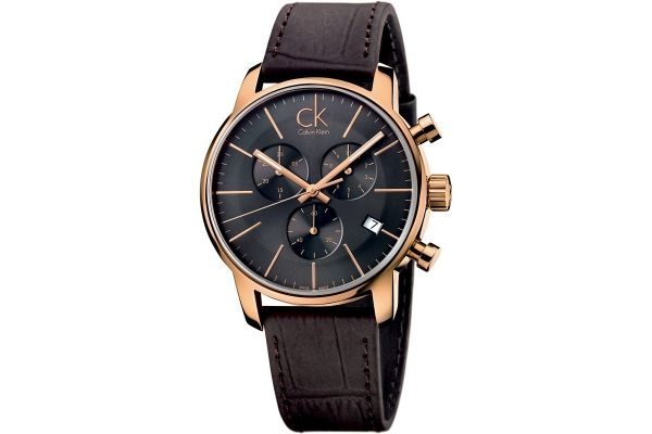 Mens Calvin Klein CITY Watch K2G276G3