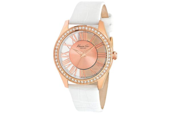 Womens Kenneth Cole Transparent Watch KC2728
