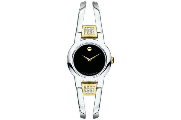 Womens Movado Amorosa Watch 604983