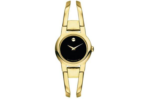 Womens Movado Amorosa Watch 604758