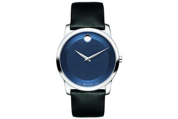 Mens Movado Museum Watch 606610