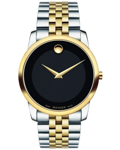 Mens Movado Museum 606605 Watch