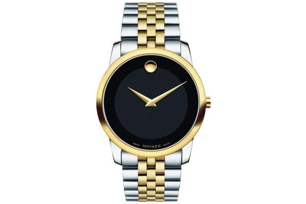 Mens Movado Museum Watch 606605
