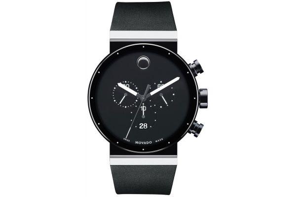 Mens Movado Sapphire Watch 606501