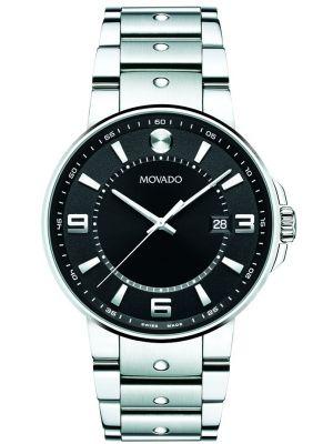 Mens Movado SE Pilot 606761 Watch