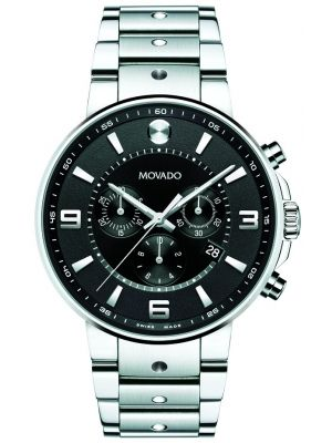 Mens Movado SE Pilot 606759 Watch
