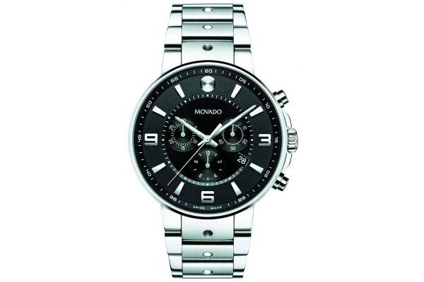 Mens Movado SE Pilot Watch 606759
