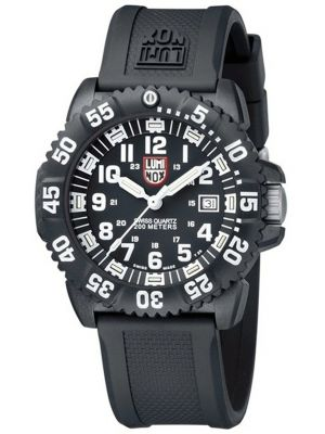 Luminox 3050 Series Navy SEAL Colormark 3051 Watch