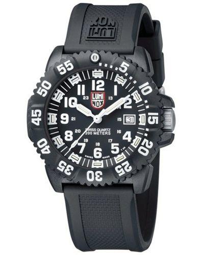 Mens Luminox 3050 Series Navy SEAL Colormark 3051 Watch
