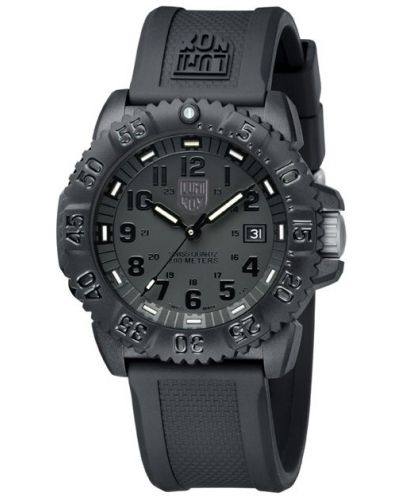 Mens Luminox 3050 Series Navy SEAL Colormark 3051.BO Watch