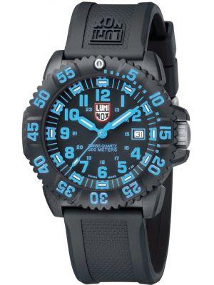 Mens Luminox 3050 Series Navy SEAL Colormark 3053 Watch