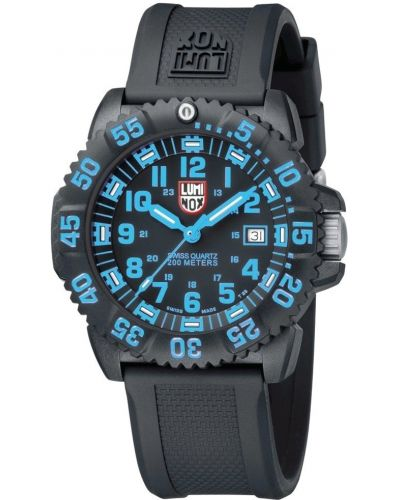 Mens Luminox 3050 Series Navy SEAL Colormark 3053 Watch