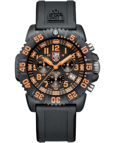 Mens Luminox 3080 Series Navy SEAL Colormark Chronograph 3089 Watch