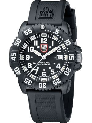 Mens Luminox 7050 Series Colormark 36mm 7051 Watch