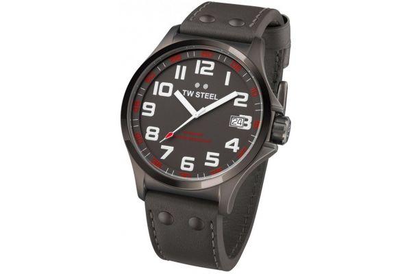 Mens TW Steel Pilot Watch TW0420