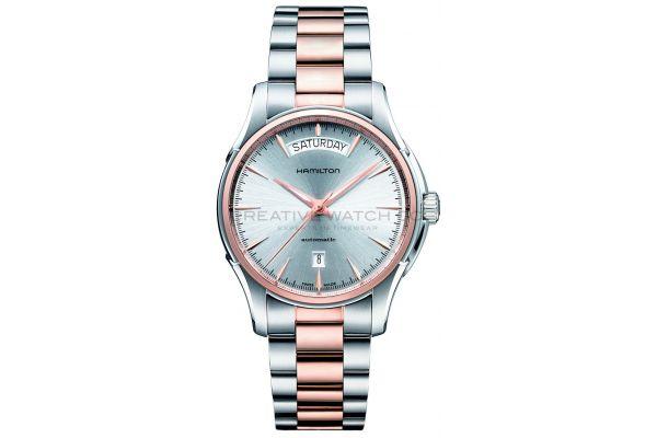 Mens Hamilton American Classic Jazzmaster Watch H32595151