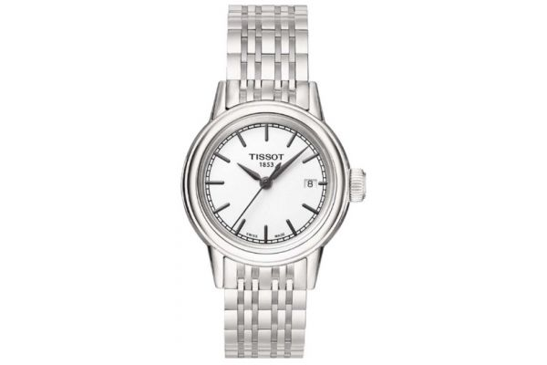 Womens Tissot Carson Watch T085.210.11.011.00