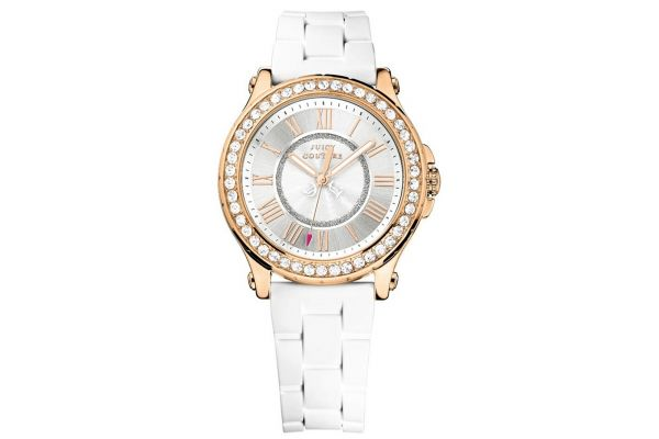 Womens Juicy Couture Pedigree Watch 1901052