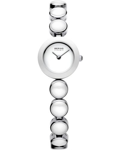 Womens Bering Ceramic Stainless steel white 33220-754 Watch