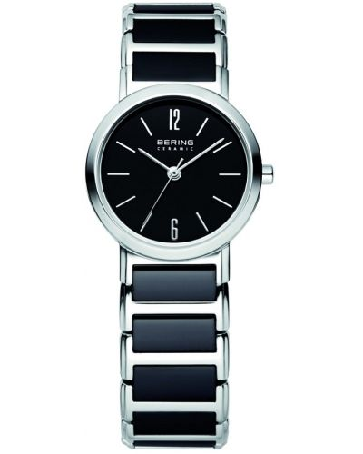 Womens Bering Ceramic stainless steel black 30226-742 Watch
