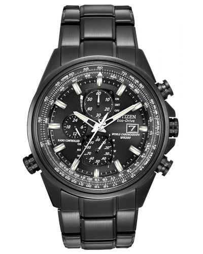 Mens Citizen World Time A-T AT8025-51E Watch