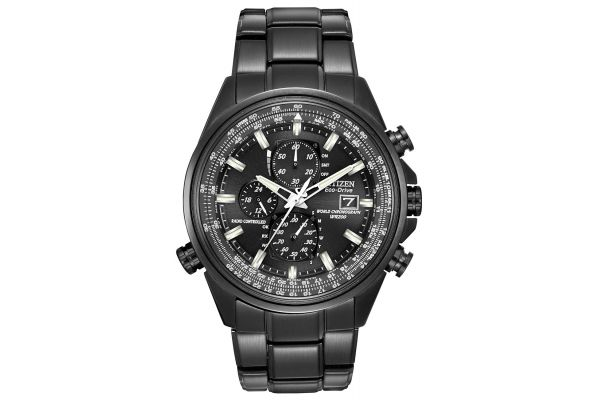 Mens Citizen World Time A-T Watch AT8025-51E