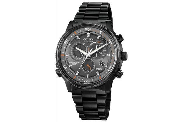 Mens Citizen Nighthawk A-T Watch AT4117-56H