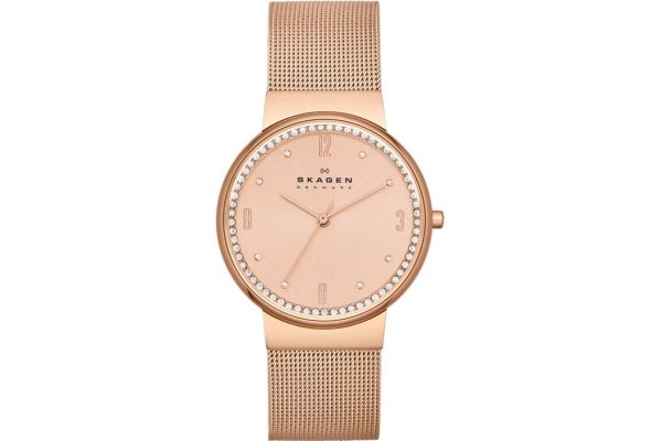 Womens Skagen Ancher Watch SKW2130