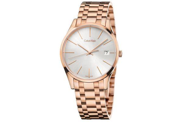 Womens Calvin Klein TIME Watch K4N23646