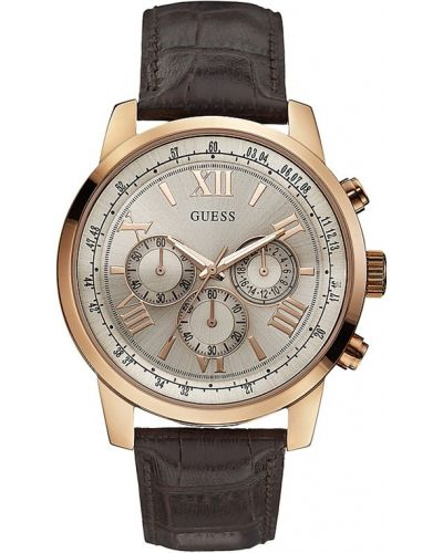 Mens Guess Horizon W0380G4 Watch