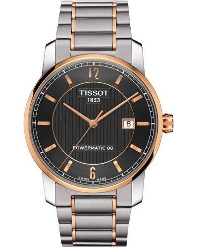 Mens Tissot Titanium Auto Powermatic 80 T087.407.55.067.00 Watch