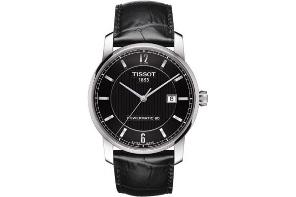 Mens Tissot Titanium Watch T087.407.46.057.00