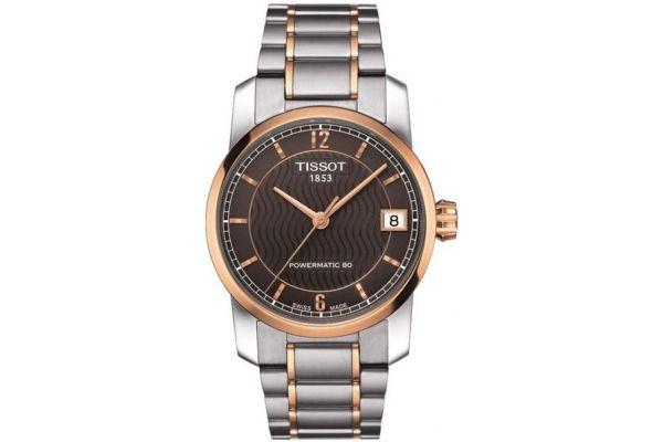 Womens Tissot Titanium Watch T087.207.55.297.00