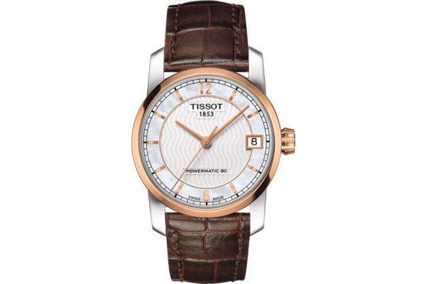 Womens Tissot Titanium Watch T087.207.56.117.00