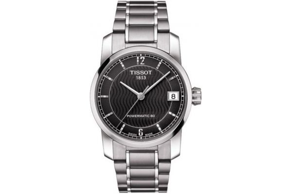Womens Tissot Titanium Watch T087.207.44.057.00