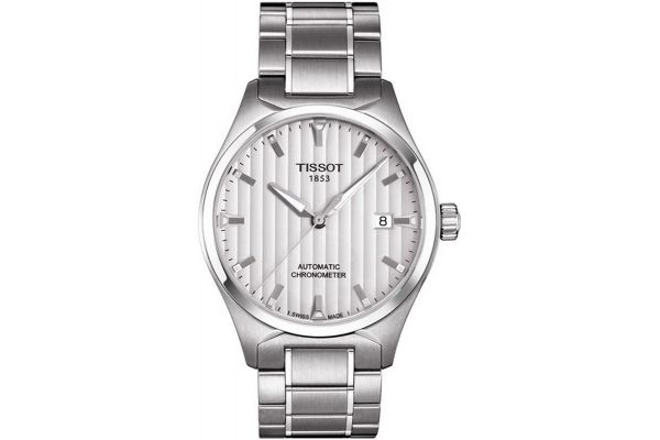 Mens Tissot Tempo Watch T060.408.11.031.00