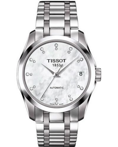 Womens Tissot Couturier Automatic T035.207.11.116.00 Watch