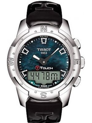 Womens Tissot T Touch Titanium T047.220.46.126.00 Watch