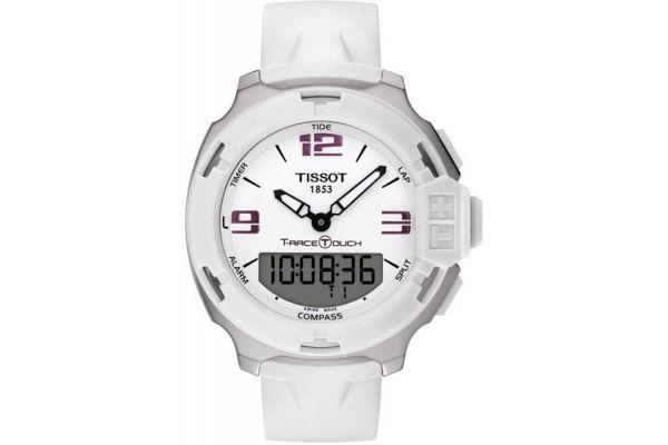 Womens Tissot T Touch Watch T081.420.17.017.00
