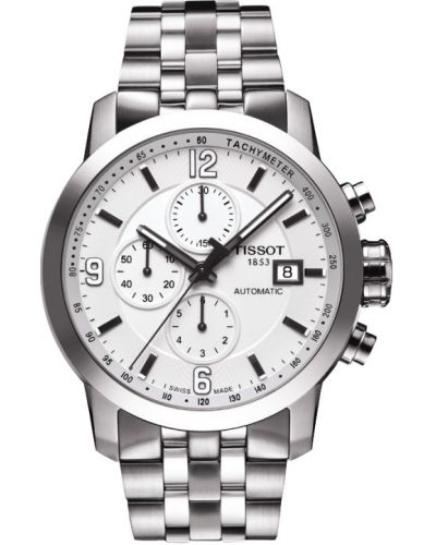 Mens Tissot PRC200 Automatic Chronograph T055.427.11.017.00 Watch