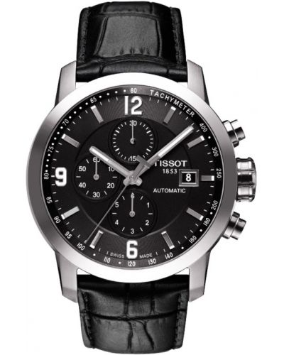 Mens Tissot PRC200 Automatic Chronograph T055.427.16.057.00 Watch