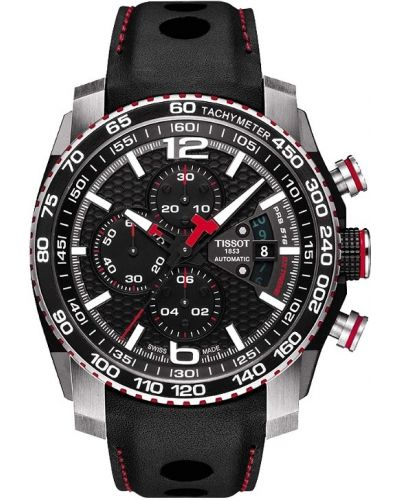 Mens Tissot PRS516 Chronograph Automatic T079.427.26.057.00 Watch