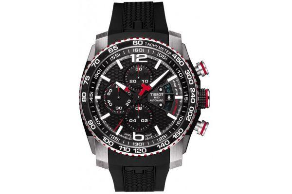 Mens Tissot PRS516 Chronograph Watch T079.427.27.057.00