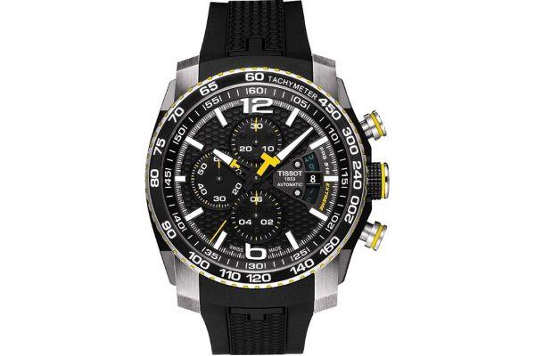 Mens Tissot PRS516 Chronograph Watch T079.427.27.057.01