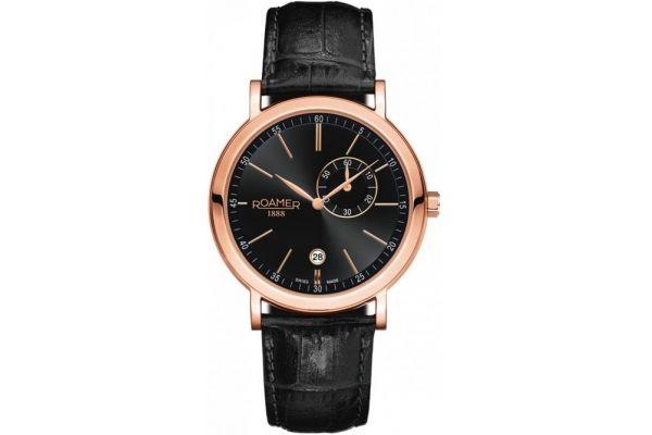 Mens Roamer Vanguard Watch 934950-49-55-05