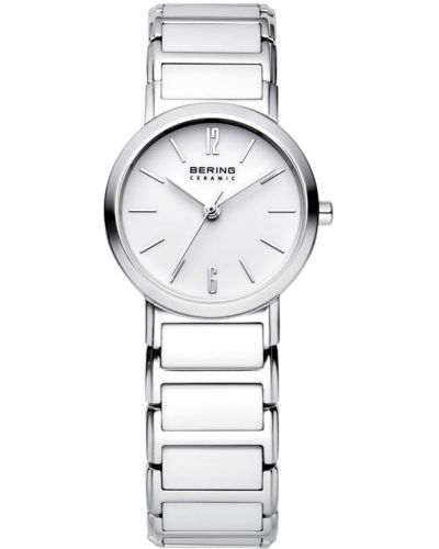 Womens Bering Ceramic stainless steel white 30226-754 Watch