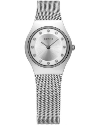 Womens Bering Classic crystal set stainless steel 11923-000 Watch